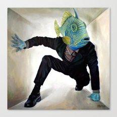 Superfish Canvas Print