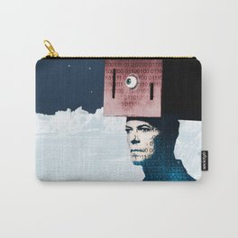 Life on Earth? - Tribute to David Bowie Carry-All Pouch