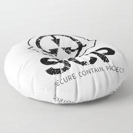 SCP Secure Floor Pillow