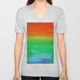 GAY OK Unisex V-Neck