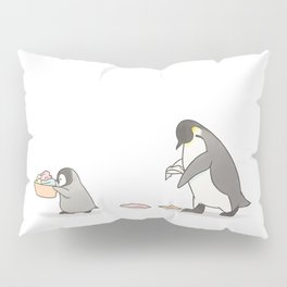 Chores (white background) Pillow Sham