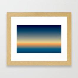 SNST—Cancun (horizontal) Framed Art Print