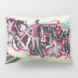 Hipster Abduction Pillow Sham