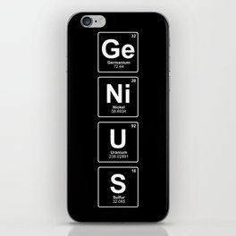 Genius iPhone Skin