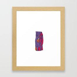 Barkeye Framed Art Print
