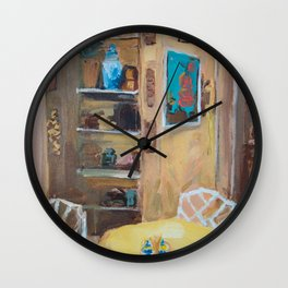 Golden Girls, You ate my sensible meal.... Wall Clock