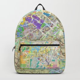 Map Beacon, You are Here Backpack