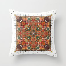 Recycled Art Project #104 Throw Pillow