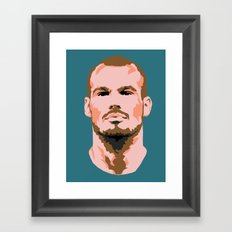 Freddie Ljungberg Framed Art Print