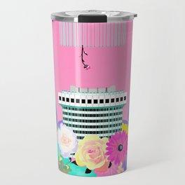 CENTROFLOWERS #fridaysforfuture Travel Mug