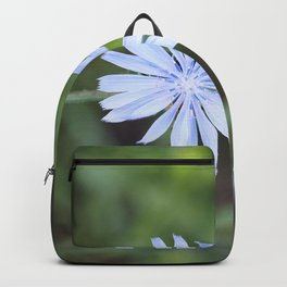 Blue Sow Thistle Backpack