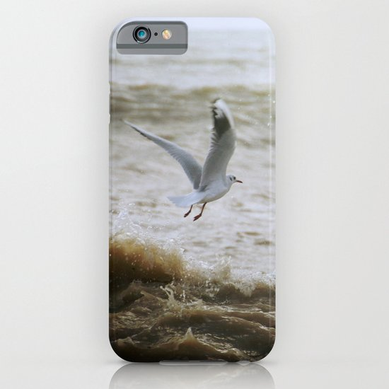 Of wind and waves and flight... iPhone & iPod Case