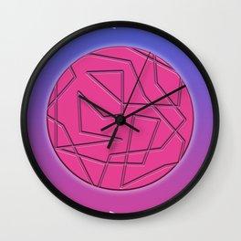 LOLZ ROTFL Wall Clock