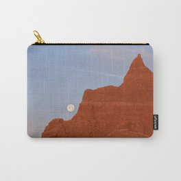 Full Moon Setting Carry-All Pouch
