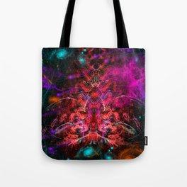 Intergalactic Hive Mind II Tote Bag