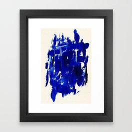 KOBALT Framed Art Print