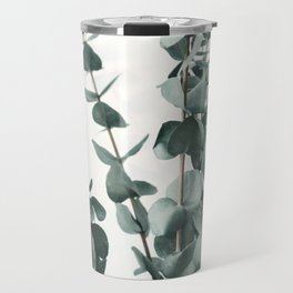 Eucalyptus Leaves Travel Mug