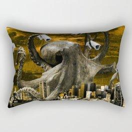 Modern Freedom Rectangular Pillow