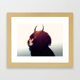 New Canvas Framed Art Print