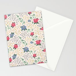 Tropical Opulence Pattern Stationery Cards