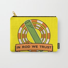The Simpsons: In rod we trust Carry-All Pouch