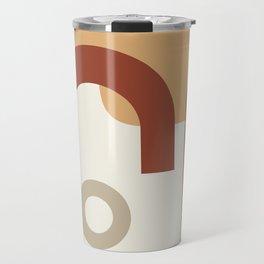 // Shape study #23 Travel Mug