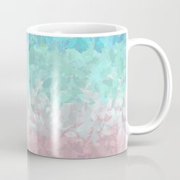 Mermaid Scales - Ombre Coffee Mug