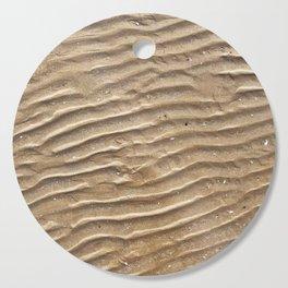 Sand Ripples Cutting Board