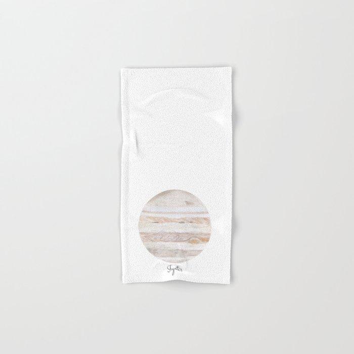 Jupiter Hand & Bath Towel