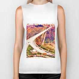 Catanzaro: Morandi bridge Biker Tank