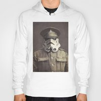 star Hoodies featuring Sgt. Stormley  by Terry Fan
