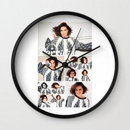 PARRILLA #2 Wall Clock