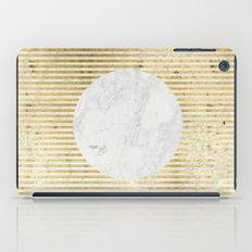 inverse gOld sun iPad Case