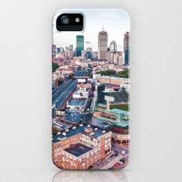 Boston City iPhone Case