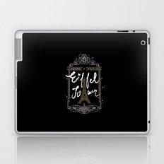 J'adore Parie Laptop & iPad Skin