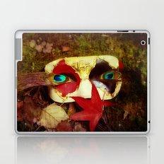 Woodland Masquerade Laptop & iPad Skin