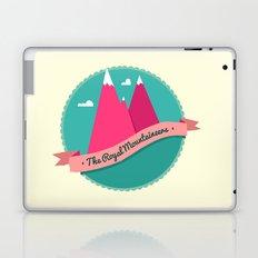 The Royal Mountaineers Laptop & iPad Skin
