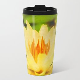 Nelumbo Lutea II Travel Mug