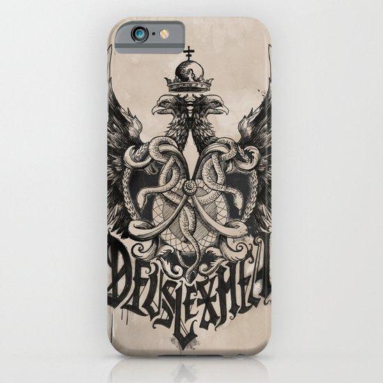 Deus Lex Mea - God is my Light iPhone & iPod Case