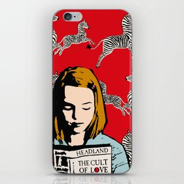 Cult of Love iPhone Skin