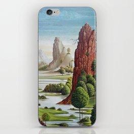 valley water iPhone Skin