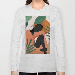 Tropical Girl 10 Long Sleeve T-shirt