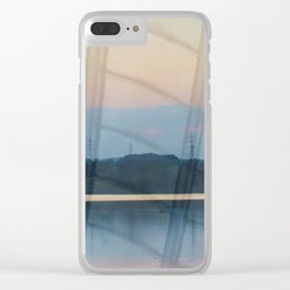 Mix 1 Clear iPhone Case