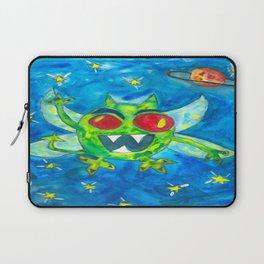 Space Monster Laptop Sleeve