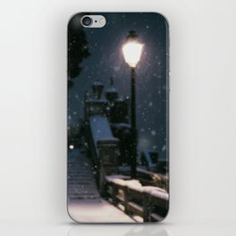 Chrismas Tree iPhone Skin