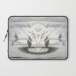 Oasis Abstract by Saribelle Rodriguez Laptop Sleeve