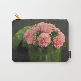 Box of Carnations Carry-All Pouch
