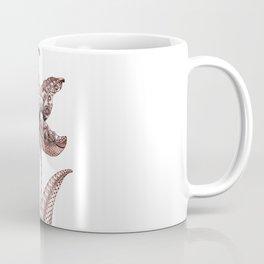 Henna Lily Coffee Mug