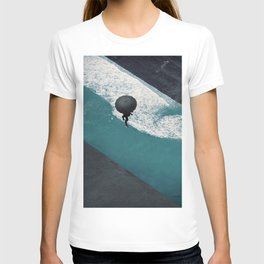 road of sea T-shirt