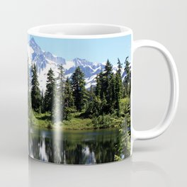 Mt. Shuksan and Reflection Coffee Mug